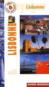 Lisbonne - Couverture - Format classique