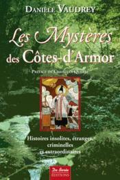Les mystères des Côtes-d'Armor - Couverture - Format classique
