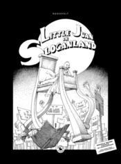 Little Juan in Sloganland - Couverture - Format classique