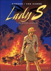 Lady S. T.7 ; une seconde d'éternité - Couverture - Format classique