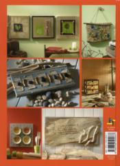 Nature d'intérieur ; peinture déco - 4ème de couverture - Format classique