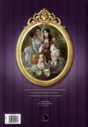 Elinor Jones t.3 ; le bal d'été - 4ème de couverture - Format classique