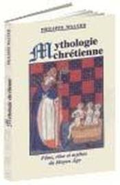 Mythologie chrétienne - Couverture - Format classique