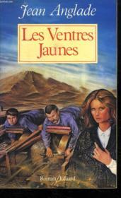Les Ventres Jaunes. - Couverture - Format classique