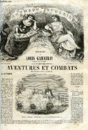 Voyages De Louis Garneray, Peintre De Marines, Aventures Et Combats - Couverture - Format classique