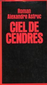 Ciel De Cendres - Couverture - Format classique