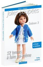 Jolies poupées saison 2 - Couverture - Format classique
