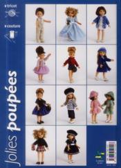 Jolies poupées saison 2 - 4ème de couverture - Format classique