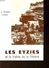 Les Eyzies Et La Vallee De La Vezere - Couverture - Format classique