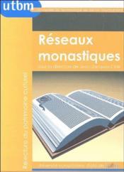 Réseaux monastiques - Couverture - Format classique