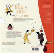 Mister Gershwin ; les gratte-ciels de la musique - 4ème de couverture - Format classique