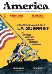 Revue America N.12 ; l'Amérique aime-t-elle la guerre ? - Couverture - Format classique