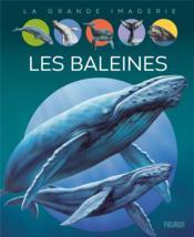 Les baleines - Couverture - Format classique