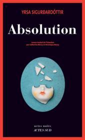 Absolution - Couverture - Format classique