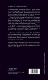 Absolution - 4ème de couverture - Format classique
