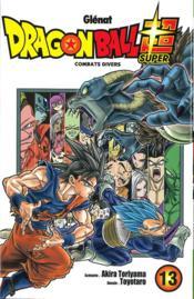 Dragon Ball Super T.13 - Couverture - Format classique