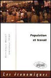 Population Et Travail - Intérieur - Format classique