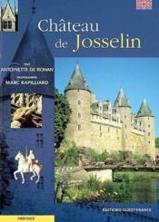 Château de Josselin - Couverture - Format classique