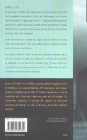 Deux Garcons, La Mer - 4ème de couverture - Format classique