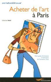 Acheter De L'Art A Paris - Intérieur - Format classique