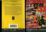 Rapologie - Couverture - Format classique