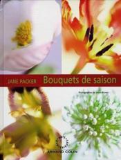 Bouquets De Saison - Couverture - Format classique