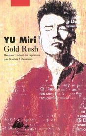 Gold Rush - Intérieur - Format classique
