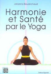 Harmonie et santé par le yoga - Intérieur - Format classique