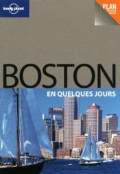 Boston en quelques jours - Couverture - Format classique