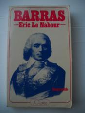 Barras Le Vicomte Rouge ( Biographie ) - Couverture - Format classique