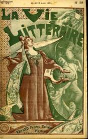 Daphnis Et Chloe. La Vie Litteraire. - Couverture - Format classique