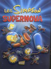 Les Simpson T.25 ; supernova - Couverture - Format classique