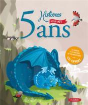 5 histoires pour mes 5 ans - Couverture - Format classique