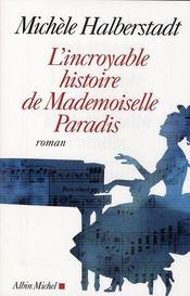 L'incroyable histoire de mademoiselle Von Paradis - Intérieur - Format classique