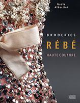 Rebe, broderies haute couture - Couverture - Format classique