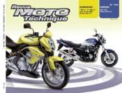 REVUE MOTO TECHNIQUE N.143 ; Kawasaki ER 6N/6F(06) ; Suzuki GSX 1400 02/07 - Couverture - Format classique