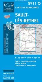 Sault-les-Rethel - Couverture - Format classique