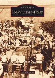 Joinville-le-Pont - Couverture - Format classique