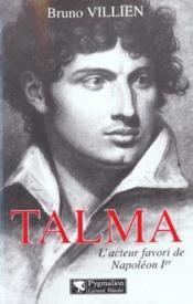 Talma - Couverture - Format classique