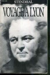 Voyage a lyon - Couverture - Format classique