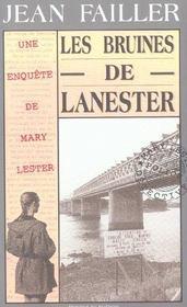 MARY LESTER T.1 ; les bruines de Lanester - Intérieur - Format classique