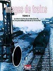 Images de trains t.9 - Couverture - Format classique