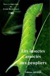 Les insectes des peupliers - Couverture - Format classique