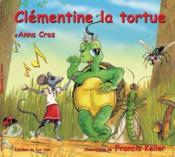 Clémentine la tortue - Couverture - Format classique