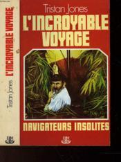 L'Incroyable Voyage - Couverture - Format classique