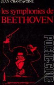 Les symphonies de Beethoven - Couverture - Format classique