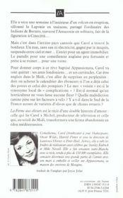 La Ferme Aux Oliviers - 4ème de couverture - Format classique