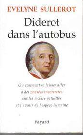 Diderot Dans L'Autobus - Intérieur - Format classique