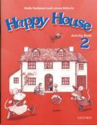 Happy House 2: Activity Book - Couverture - Format classique