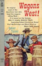 Wagons West ! - Couverture - Format classique